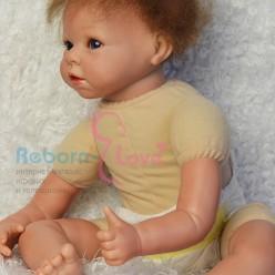 Кукла реборн в жилетке (арт. #1)