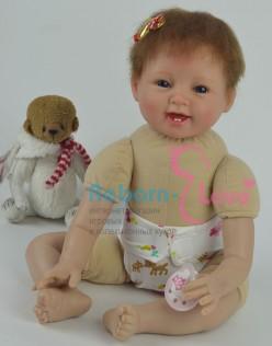 Кукла реборн Веселушка (арт. #11)
