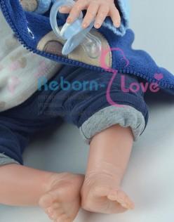 Кукла реборн Мишутка (арт. #12)