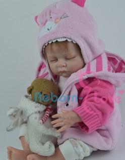 Кукла реборн Кисуня (арт. #12-1)