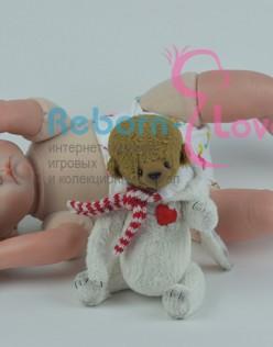 Кукла реборн Зайчиша (арт. #12-2)