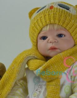 Кукла реборн Совушка (арт. #2-2)