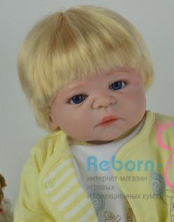 Кукла реборн Зеброчка (арт. #2-1)