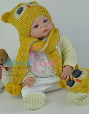 Кукла реборн Совушка