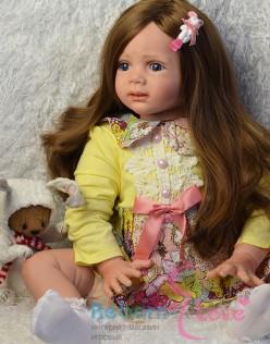 Кукла реборн Бусинка (арт. #3-1)