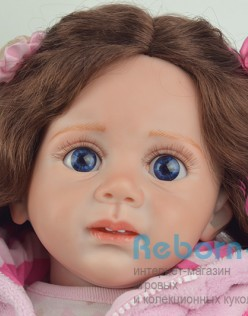 Кукла реборн Красотка (арт. #3-3)