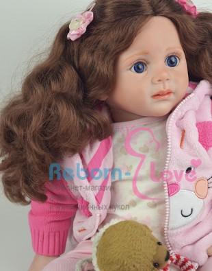 Кукла реборн Красотка
