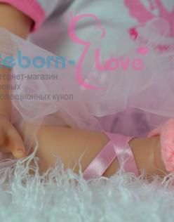 Кукла реборн Балерина (арт. #4)