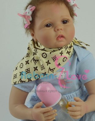 Кукла реборн Пухлик