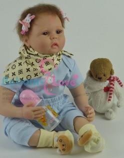 Кукла реборн Пухлик (арт. #8)